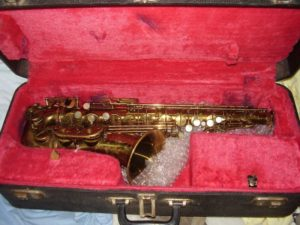 Selmer Balanced Action Alto