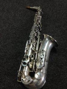 Selmer Balanced Action alto.